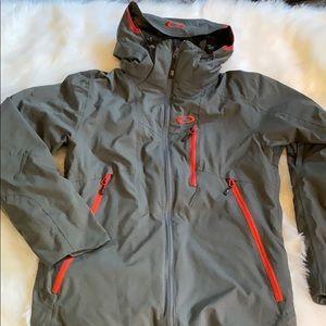 Oakley Ski/Snowboarding Jacket w/Removable Fleece
